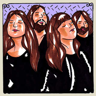 Jan 8, 2014 2KHz London, England by The Magic Numbers
