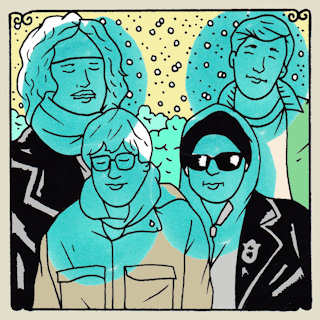 Jan 17, 2014 Daytrotter Studio Rock Island, IL by Midnight Reruns