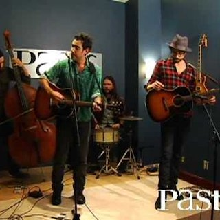 Mar 10, 2009 Paste Magazine Offices Decatur, GA by Joshua Radin