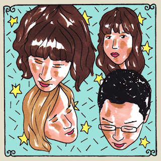 Mar 20, 2014 Daytrotter Studio Rock Island, IL by Born Cages