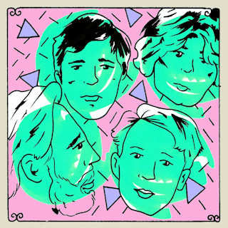 May 1, 2014 Daytrotter Studio Rock Island, IL by Temple Songs