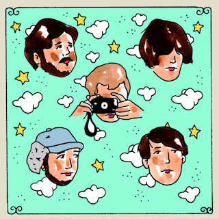 May 3, 2014 Daytrotter Studio Rock Island, IL by By The Sea