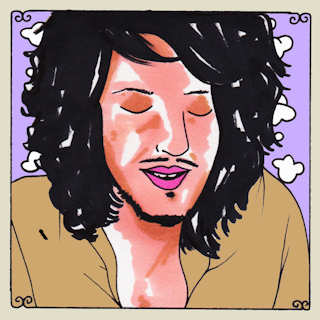 May 14, 2014 Daytrotter Studio Rock Island, IL by Willy Muse