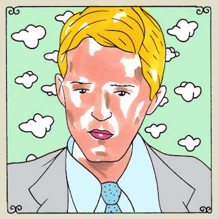 May 14, 2014 Daytrotter Studio Rock Island, IL by Christian Lee Hutson