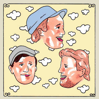 May 23, 2014 Daytrotter Studio Rock Island, IL by Steve Leaf & The Ex Pats