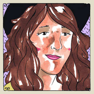 May 30, 2014 Daytrotter Studio Rock Island, IL by Elizabeth and the Catapult