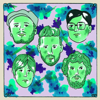 Jun 12, 2014 Daytrotter Studio Rock Island, IL by Kaiser Chiefs