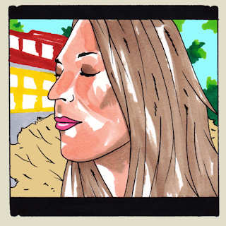 Aug 8, 2014 Daytrotter Studio Rock Island, IL by Angela Perley & The Howlin' Moons