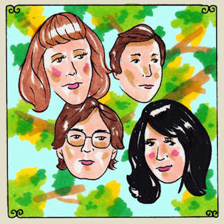 Sep 15, 2014 Daytrotter Studio Rock Island, IL by Genders