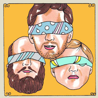 Sep 2, 2014 Daytrotter Studio Rock Island, IL by Nick D and the Believers