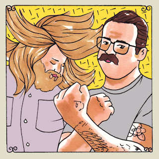 Sep 2, 2014 Daytrotter Studio Rock Island, IL by Penny & Sparrow