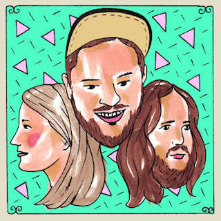 Aug 11, 2014 Daytrotter Studio Rock Island, IL by Daniel and the Lion