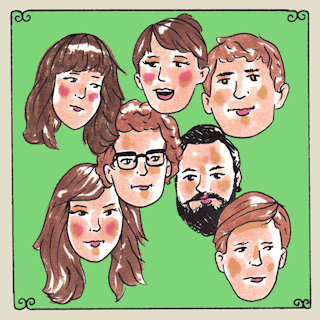 Oct 14, 2014 Daytrotter Studio Rock Island, IL by Ages and Ages