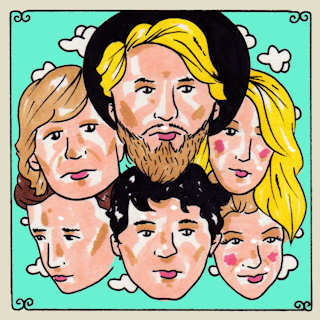 Oct 5, 2014 Daytrotter Studio Rock Island, IL by The Last Bison