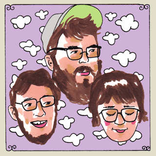 Oct 9, 2014 Daytrotter Studio Rock Island, IL by Woozy