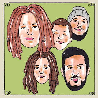Nov 8, 2014 Daytrotter Studio Rock Island, IL by The Way Down Wanderers