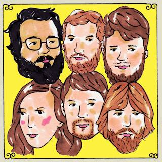 Nov 20, 2014 Daytrotter Studio Rock Island, IL by Hey Rosetta!