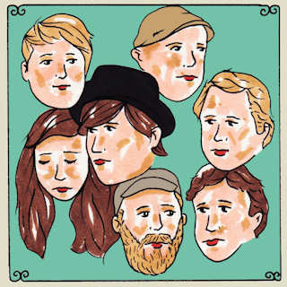 Mar 6, 2015 Daytrotter Studio Rock Island, IL by The Family Crest