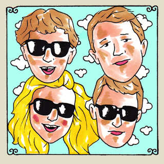Mar 31, 2015 Daytrotter Studio Rock Island, IL by Dead Horses