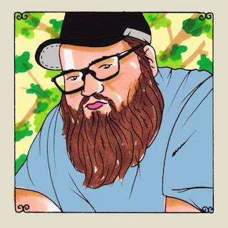 May 22, 2015 Daytrotter Studio Rock Island, IL by John Moreland