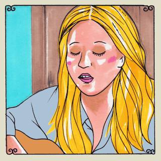 May 25, 2015 Daytrotter Studio Rock Island, IL by Sara Rachele