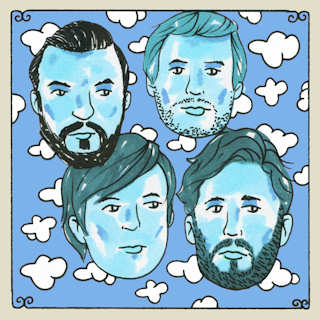 Jun 3, 2015 Daytrotter Studio Rock Island, IL by Paperhaus