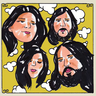 Jul 14, 2015 2KHz London, England by The Magic Numbers