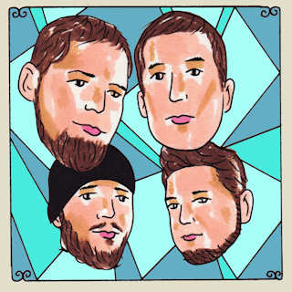 Aug 20, 2015 Daytrotter Studio Rock Island, IL by Eleven Fifty Two
