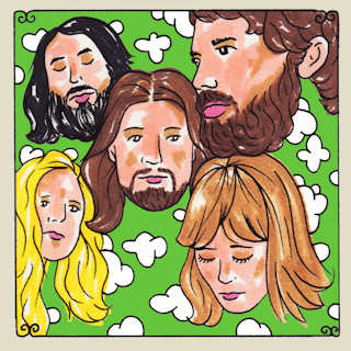 Sep 16, 2015 Daytrotter Studio Rock Island, IL by The Lonely Wild