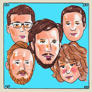Sep 21, 2015 Daytrotter Studio Rock Island, IL by Great Lake Swimmers