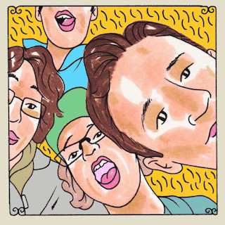 Sep 24, 2015 Daytrotter Studio Rock Island, IL by Dolores