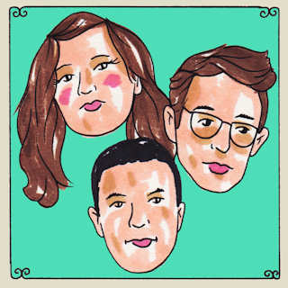 Oct 16, 2015 Daytrotter Studio Rock Island, IL by San Fermin
