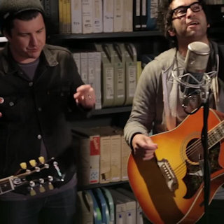 Oct 16, 2015 Paste Studios New York, New York by Motion City Soundtrack