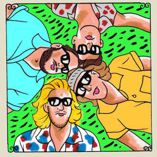 Nov 13, 2015 Daytrotter Studio Rock Island, IL by Bud Bronson and the Good Timers