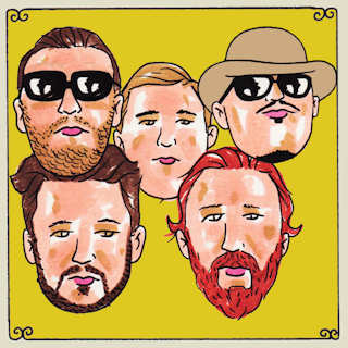 Nov 27, 2015 Daytrotter Studio Rock Island, IL by Stephen Young & the Union