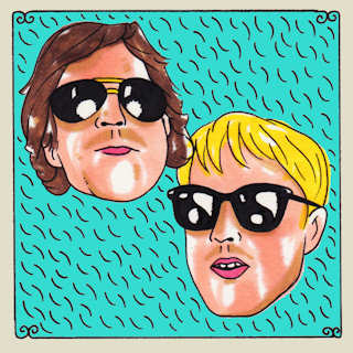 Jan 13, 2016 Daytrotter Studios Davenport, IA by Panic Is Perfect
