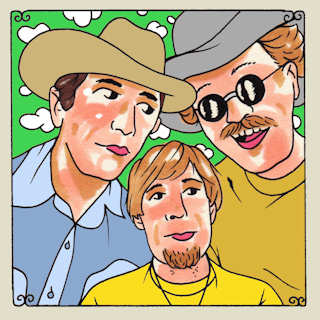Feb 5, 2016 Daytrotter Studios Davenport, IA by Wood Chickens
