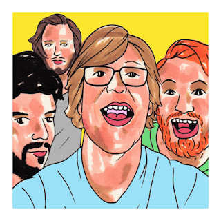 Dec 19, 2015 Daytrotter Studios Davenport, IA by American Scarecrows