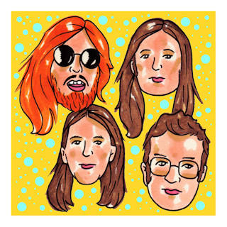 Jul 9, 2015 Daytrotter Studios Davenport, IA by Fly Golden Eagle