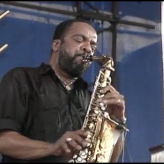 Aug 13, 1988 Newport Jazz Festival Newport, RI by Grover Washington Jr.