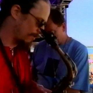 Aug 21, 1995 Newport Jazz Festival Newport, RI by Thomas Chapin Trio