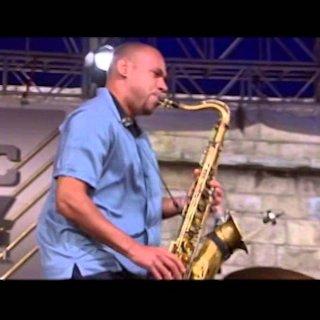 Aug 15, 1999 Newport Jazz Festival Newport, RI by Joshua Redman