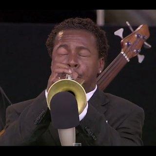 Aug 12, 2007 Newport Jazz Festival Newport, RI by The Dizzy Gillespie All Star Big Band