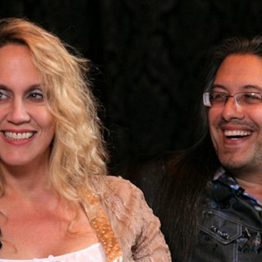 John and Brenda Romero