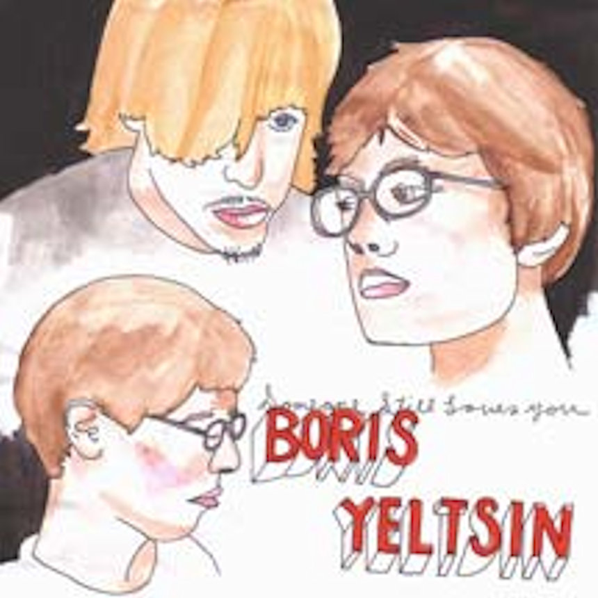 Featured Session: Someone Still Loves You Boris Yeltsin