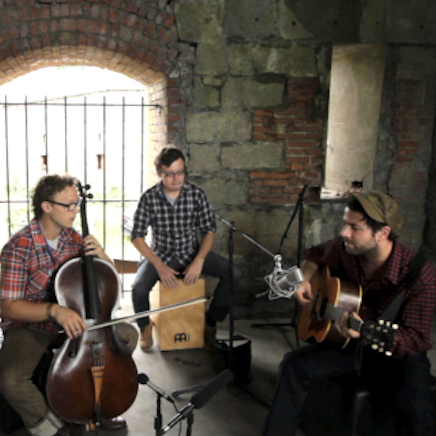 Dawes And Ben Sollee