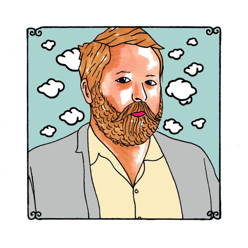 Raymond Byron & The White Freighter Daytrotter Session 10